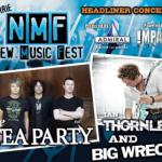 Barrie New Music Fest 2011 – 4 Days, 9 Venues, 70 Artists With Headlining Artists TEA PARTY, Thornley & Big Wreck Powered By Impact Live!