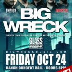 BIG WRECK Rock95 Concert Party - SOLD-OUT!