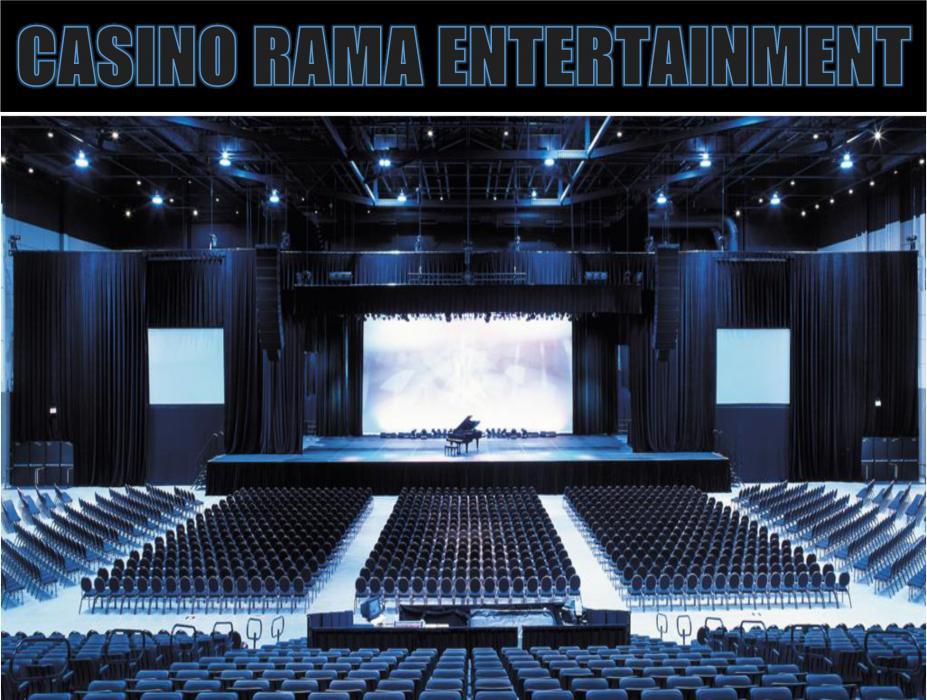 Casino Rama Seating